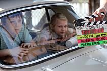 Natáčení. Film Hořící keř natočila v produkci televize HBO polská režisérka Agnieszka Holland.