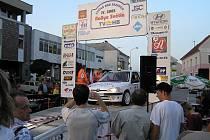Po roce se do Světlé nad Sázavou sjedou fanoušci motoristického sportu. Již tuto sobotu startuje ze světelského náměstí Trčků z Lípy závod automobilů Rallye Světlá. Ilustrační foto