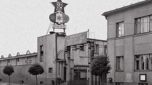 Brodský PLEAS v roce 1971.