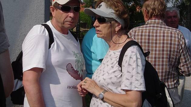 NA TRASE ČTVRT STOLETÍ. Tradice turistických pochodů v Sobíňově trvá úžasných 25 let.