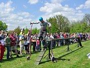 Kozlovští hasiči jsou také úspěšní v hasičském sportu.