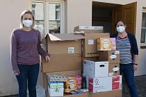 Rodinám s dětmi pomůže v těžké situaci dar od zaměstnanců nemocnice