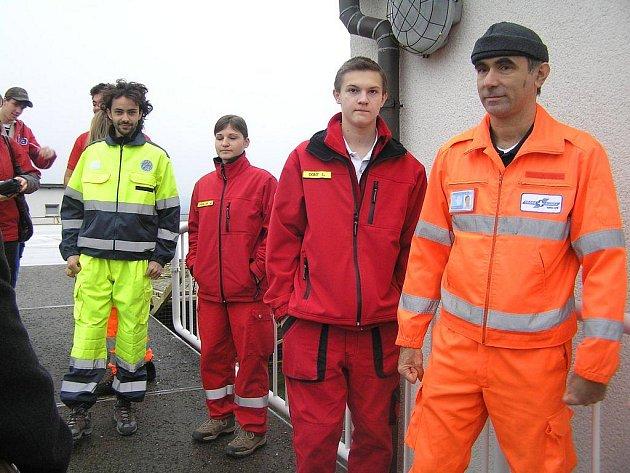 Mezinárodní spolupráci úspěšně navázali studenti Střední zdravotnické školy v Havlíčkově Brodě s italskými profesionálními zdravotnickými záchranáři.