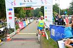 Závodu B:GROUP Havlíčkobrodský půlmaraton se letos zúčastnilo 727 běžců. V rámci akce proběhla i charitativní Procházka pro Viktorku.
