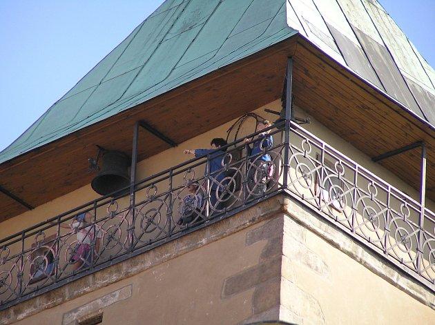 Noc kostelů. V pátek 9. června se návštěvníkům otevře i kostel Nanebevzetí Panny Marie v Havlíčkově Brodě. Součástí programu bude také prohlídka věže s průvodcem.