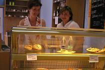 Zdravé jídlo. V podání Jany a Jany může opravdu chutnat.