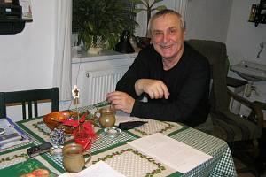Herec František Švihlík