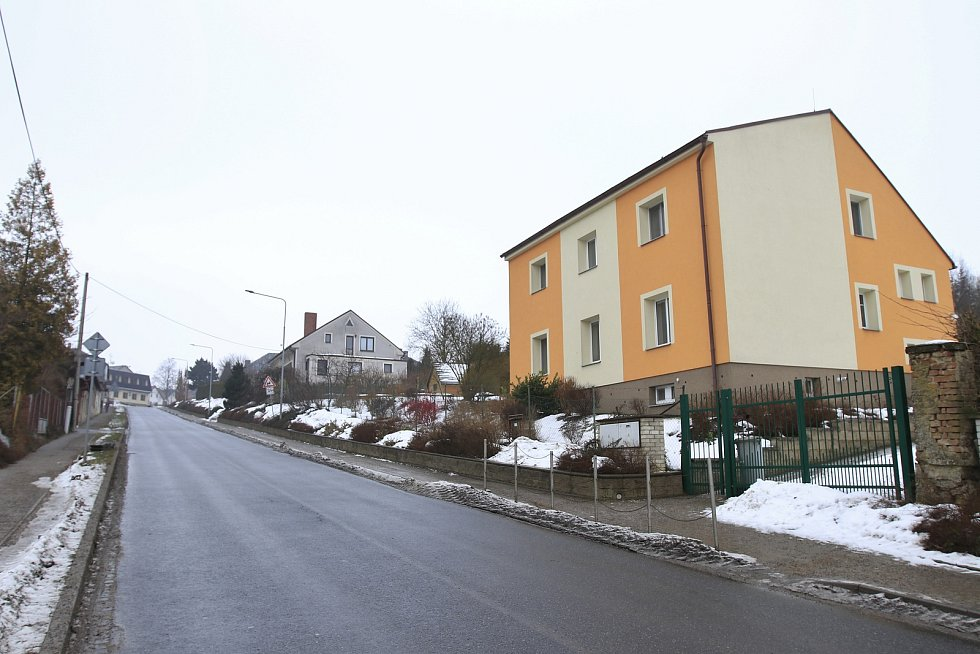 Současná budova mateřské školy v Havlíčkově Borové.