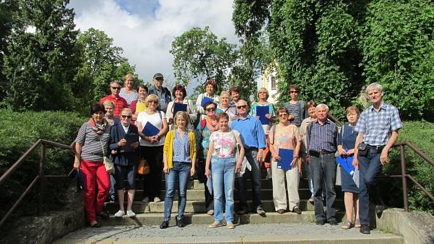 Studenti se vydali na zajímavá místa Chotěboří