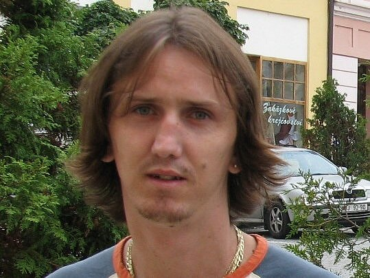 Michal Mareš.