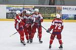ROZHODNUTÍ. Série se přesouvá zpět do Kotliny, kde už v neděli bude znám další semifinalista druhé hokejové ligy.