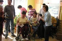 Dobrovolnické centrum na Havlíčkobrodsku vede Fokus Vysočina. Jedno centrum má v Havlíčkově Brodě, druhé v Chotěboři, kde provozuje stacionář pro mentálně a tělesně postižené, kde je práce dobrovolníků zvlášť ceněná a žádaná.