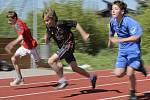 Okresní kolo Odznaku všestrannosti olympijských vítězů se uskutečnilo na ZŠ Wolkerova.