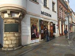 Muzeum Vysočiny. Ilustrační foto.