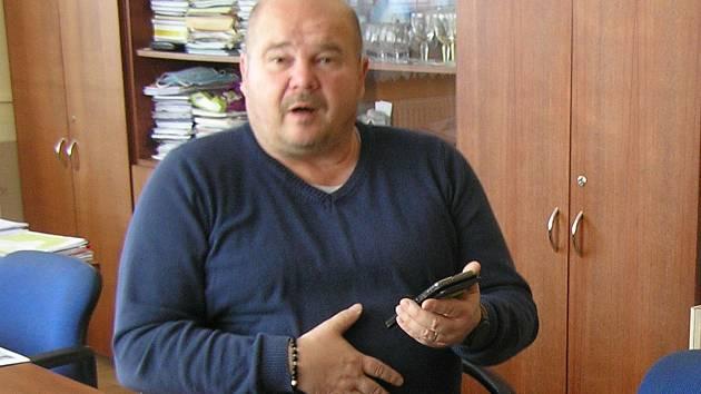 Starosta Pavel Královec.
