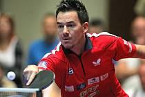 Dva body získal pro STEN marketing v prvním finálovém zápase Tomáš Tregler.