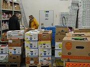 Potravinová banka Vysočina zrekonstruovala a rozšířila své prostory včetně skladových,