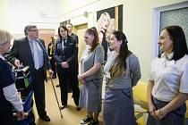 Zahájení rekvalifikačního kurzu kadeřnice ve Věznici Světlá nad Sázavou.