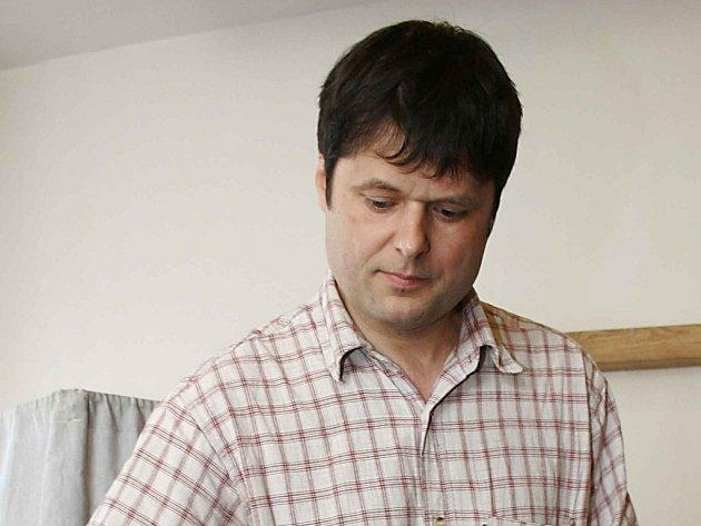 Havlíčkobrodský radní Libor Honzárek.