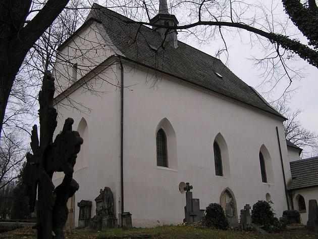 Kostel sv. Vojtěcha.