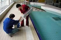 Podle statika krytý bazén v Brodě potřebuje rekonstrukci, jinak je do budoucna zralý k uzavření.