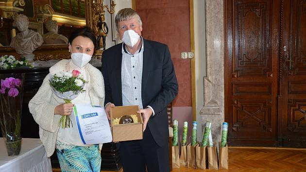 Zámek Světlá nad Sázavou získal zvláštní cenu ankety Zlatá jeřabina