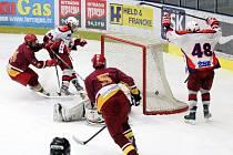 Obratnost bruslení je podle šéftrenéra mládeže HC Rebel Richarda Cachnína největší problém u hráčů v mládežnických celcích.Ale jak říká, je do budoucna na čem stavět.