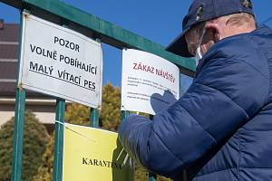 Domov pro seniory v Břevnici u Havlíčkova Brodu je od 30. března 2020 v karanténě kvůli rozšíření onemocnění COVID-19.