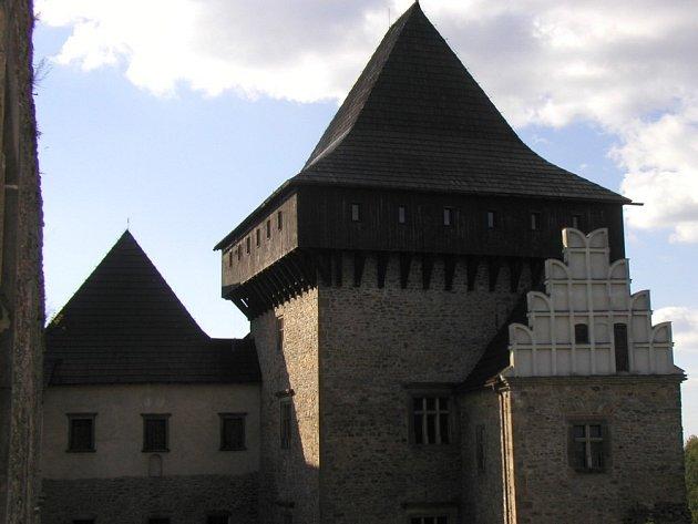 Ludus Musicus na hradě Lipnice.