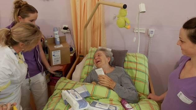 Domov pro seniory U Panských v Havlíčkově Brodě. Ilustrační foto