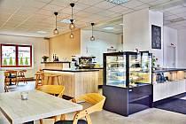 Kavárna Na cestě v Habrech