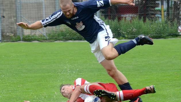 Spokojenost vládne po podzimu u fotbalistů chotěbořské rezervy, kteří získali překvapivých 25 bodů a spolehlivě se zabydleli v I. A třídě.