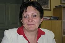Starostka České Bělé, Alena Kubátová.