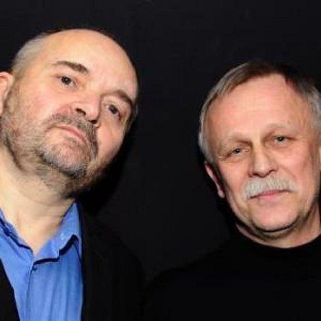 Jan Burian a Jiří Dědeček.