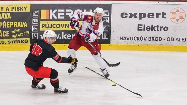 Dva přípravné zápasy sehrají hokejisté Havlíčkova Brodu i proti tradičnímu rivalovi ze Žďáru nad Sázavou.