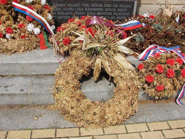 Leškovicím se letošní oslavy jubilejního pětašedesátého výročí konce bojů v Evropě, jaksi vyhnuly.
