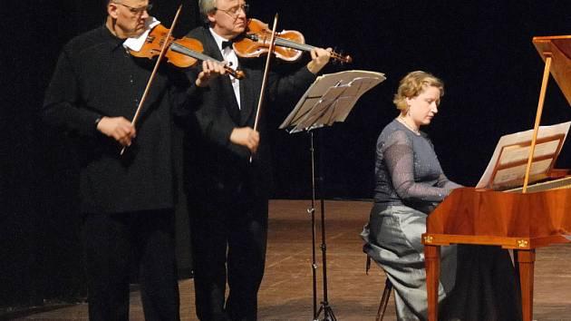 Kromě Matějové a Kekuly vystoupil v prvním koncertu i Broďák a houslista Bohuslav Matoušek.
