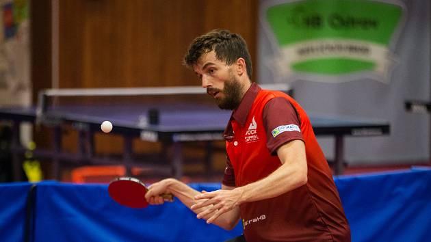 Ve čtvrteční předehrávce třetího extraligového kola doma stolní tenisté HB Ostrov zdolali Havířov 3:1.