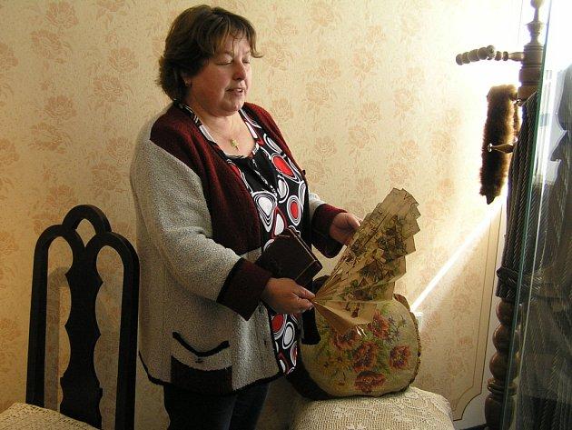 Expozice muzea v Přibyslavi pod názvem Putování časem je k vidění v Kurfürstově domě.