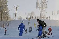 Seznam akcí obsahuje dvanáct položek. Nechybí ani modernizace lyžařského areálu Vysoká.