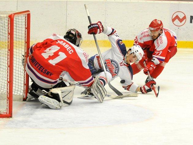 Tři body získali brodští hokejisté po druholigovém utkání v Jablonci, kde prohrávali 0:2, ale nakonec zápas otočili.
