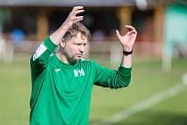 Martin Slavík v následující sezoně povede fotbalisty Hlinska.