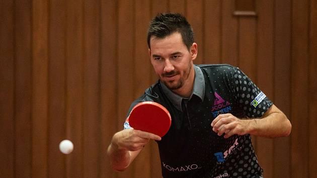 Tomáš Tregler se zatím na zahraniční turnaje nechystá.