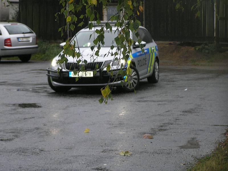 Volby drive-in Havlíčkův Brod.