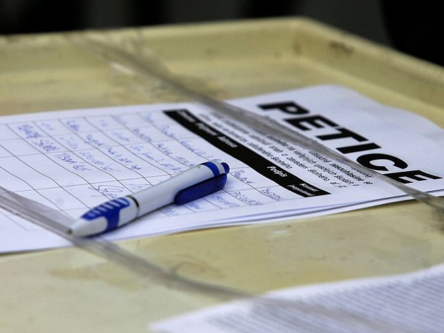 Obyvatelům Nového Dvora zase voda chybí, sepsali proto petici. Ilustrační foto.