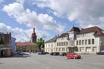 Bechyňovo náměstí v Přibyslavi se má do budoucna změnit a to zásadně.