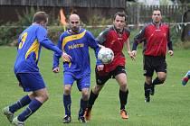 Repete si ve středu od 18 hodin dají fotbalisti Leštiny a brodského béčka, kteří svůj zápas v sobotu nedohráli.