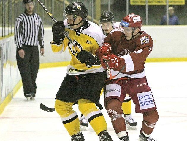 Hokejisté Moravských Budějovic nadále dokazují skvostnou střeleckou produktivitu, jenže slabší defenziva zapříčinila dvě porážky na ledě soupeřů v řadě.