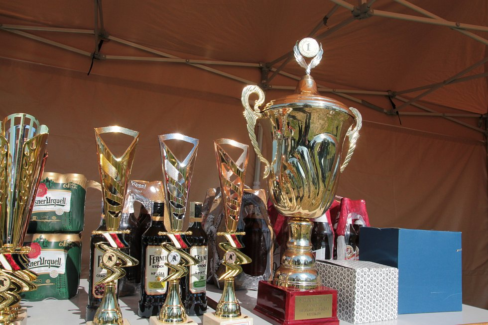 Hasičské soutěže v sobotu 30. září ve Vepříkově na Havlíčkobrodsku.