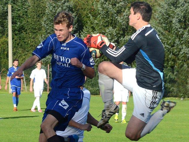 Desátou nulu si v zápase s Žirovnicí připsal v této sezoně ždírecký gólman Stanislav Pometlo (na snímku). I k jeho nelibosti se týmu nedaří střelecky.